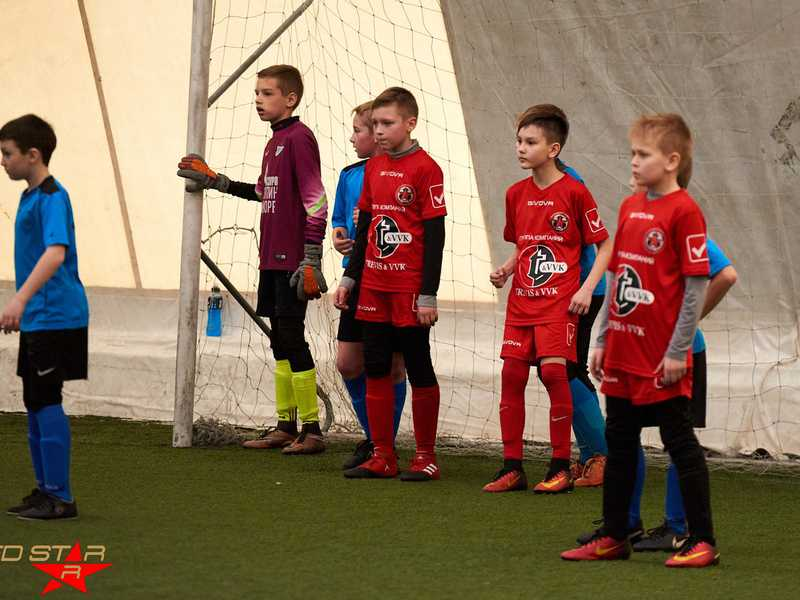 Red Star League U-11